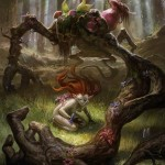 40 примеров удивительного fantasy art