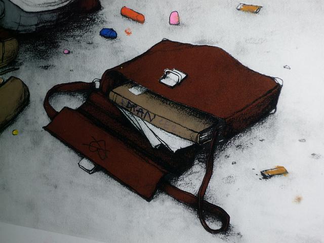 Dran - недетский художник из Франции