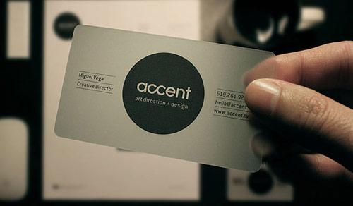 Пластиковые визитные карточки - это модно